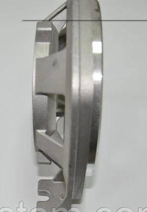 Корпус двигателя (Фланец) JCR10, JCR12, JCR15, фото 2