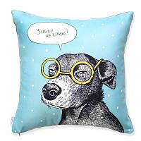 """Подушка """"Собака-подозревака"""" на подарок"""