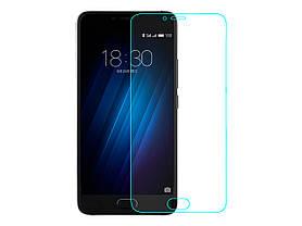 Защитное стекло TOTO Hardness Tempered Glass 0.33mm 2.5D 9H Meizu U10, фото 3