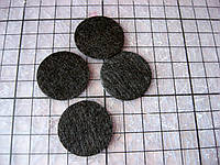 Набор кругов из фетра, 10 штук, 30 мм