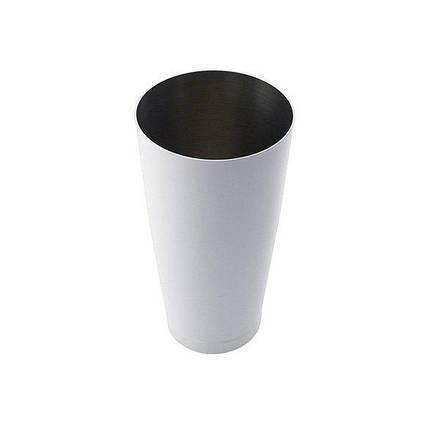 TIN04W Шейкер 840 мл, колір білий, фото 2
