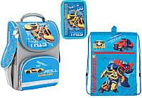 """Комплект школьный. Рюкзак """"Transformers"""" TF17-501S-2, Пенал и Сумка, ТМ  KITE"""