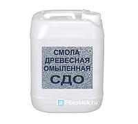 Добавка для полистиролбетона, СДО, смола