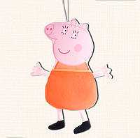 Детский карман,Свинка Пеппа,оранжевая (копия)