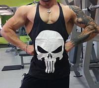 Майка для тренажерного зала Punisher