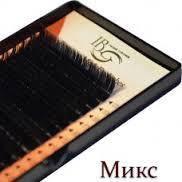 Ресницы I-Beauty на ленте МИКС 8-14мм 0.07, C
