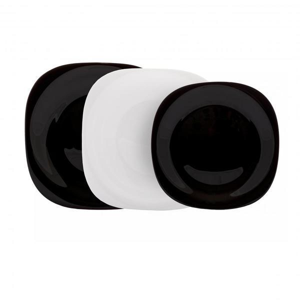 Сервиз столовый Luminarc Carine Black&White N1479 (18 предметов)