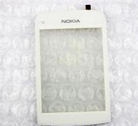 Оригинальный тачскрин / сенсор (сенсорное стекло) для Nokia C2-02 C2-03 C2-06 C2-07 C2-08 (белый, самоклейка)