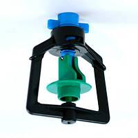 Спринклер поливочный Зонт-А MS-1101-A: 30 л/ч, пластик, сектор распыления 360°, 100 шт.
