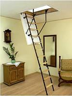 "Чердачная лестница  ""OMAN"" (STALLUX TERMO)    Stallux 3 (ST3), 1300х700х2800, Немиров"