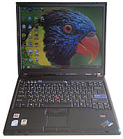 Ноутбук Lenovo ThinkPad T60 14 2GB RAM 160GB HDD, фото 1
