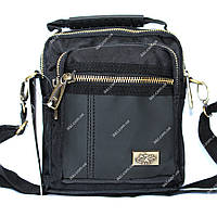 Качественная компактная мужская сумка 3в1 (1138)