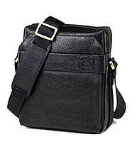 Мужская сумка через плечо Tifenis TF69856-5A черная