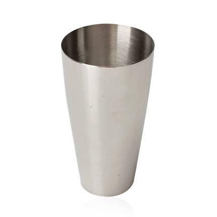 TIN01-20 Шейкер 590 мл, сталь 18/10, фото 2
