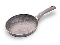 Сковорода антипригарная Marble frypan, 20 см.