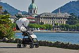 Прогулянкова коляска Chicco Ohlala з дощовиком вага 3,8 кг, фото 6