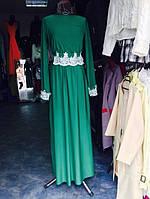 Платье летнее вечернее
