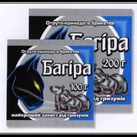 Багира (парафиновый брикет) 200 г. Аптека Садівника