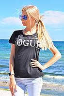 """Женская футболка """" VOGUE """" №28-9058"""