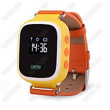 Детские умные GPS часы-телефон Smart baby watch Q60 GW900 Wonlex