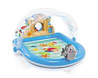 Детский надувной центр «Летний пляж» Intex 57421