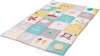 Развивающий большой коврик Taf Toys - Мои увлечения (100х150 см)