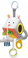 Развивающая игрушка-кубик Taf Toys - Веселые зверушки