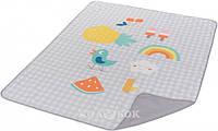 Развивающий коврик для прогулок Taf Toys - Идем гулять (140х115 см, водонепроницаемый)