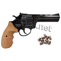 """Револьвер под патрон Флобера Profi 4.5"""" бук"""