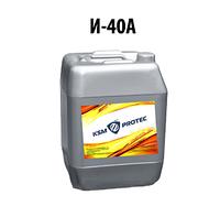 Индустриальное масло И-40А (18 кг/20л)