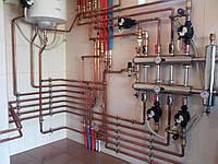Монтаж отопления в Василькове