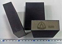 Шлифовальная губка на поролоновой основе Р220 КЛИНГСПОР