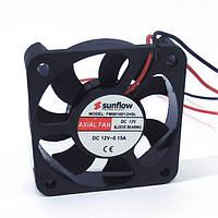 Вентилятор 12 V 50x50x12 (0.15A)