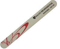 Пилка для ногтей SALON PROFESSIONAL (100/100) Teflon