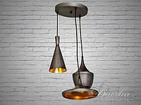 Тройной светильник в стиле лофт 7756-3R