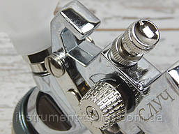 Краскопульт СЛУЧ HVLP (дюзы 1.0,1.2,1.4, 1.7, 2,0 мм), фото 2