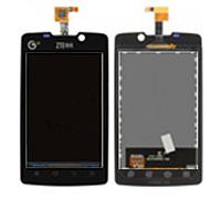 Оригинальный дисплей (модуль) + тачскрин (сенсор) для ZTE V880S (черный цвет)