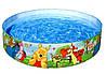 Бассейн детский каркасный «Винни Пух» Intex 58475 (122*25 см)