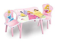 Набор детской мебели Принцессы Disney от DELTA CHILDREN