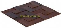 Мозаика деревянная 3D Enfasi  * Термо дуб