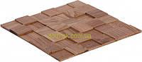 Мозаика деревянная 3D Tessera  * Дуб натуральный