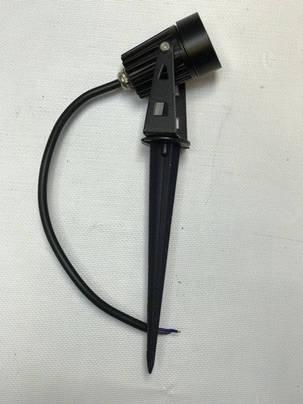 Светодиодный грунтовой линзованный светильник LM22 5W 6500К IP65 Код58911, фото 2