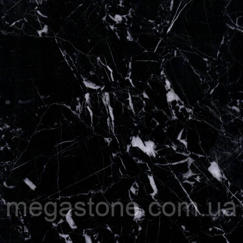 Nero Marquina SELECTED  (Испания) Плита 20 мм