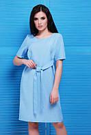 Платье Silvia голубой