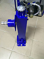 Гидробак с приводом насос-дозатора на трактор МТЗ вместо ГУР, с краном блокировки