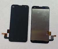 Оригинальный дисплей (модуль) + тачскрин (сенсор) для Xiaomi Mi2 | Mi2S (черный цвет)