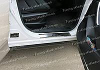 Накладки на пороги Mazda CX-5 (накладки порогов Мазда СХ 5)