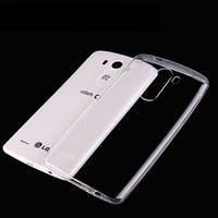 Чехол для телефона LG G4 силиконовый