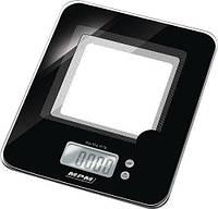 Весы кухонные MPM MWK-03 black