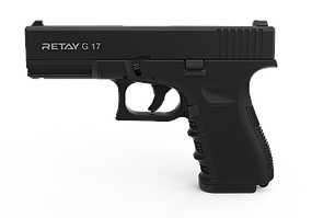 Пістолет стартовий Retay G 17 Black